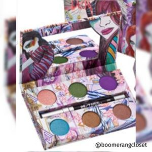 Urban Decay Eyeshadow Palette Show Pony Shadow Box